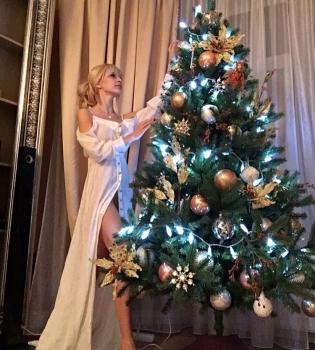 новый год, новый год 2017, звезды на новый год, дома звезд