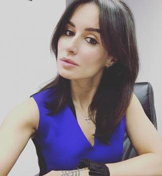 Тина Канделаки сравнила дочь с Меланией Трамп