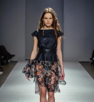 Couture de Fleur, MBKFD, новая коллекция Couture de Fleur осень зима 2017 2018