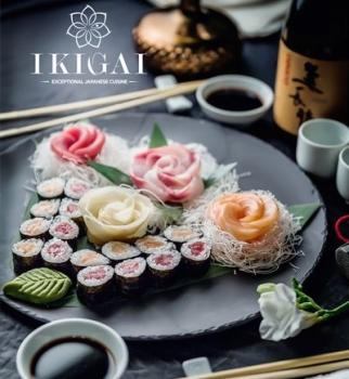 День влюбленных, 14 февраля, Ikigai, ресторан Ikigai