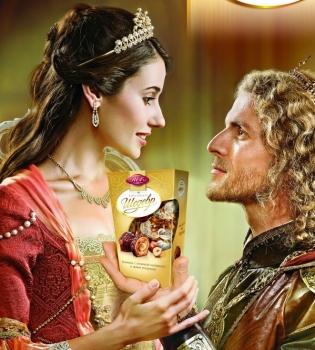 авк,королевский шедевр,конфеты киев,сладости киев,сладости украина