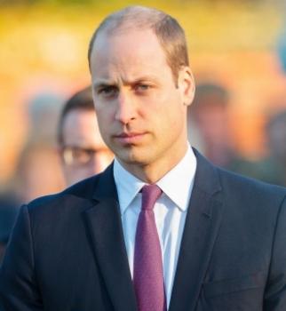 Впервые за 20 лет после смерти принцессы Дианы принц Уильям приедет в Париж