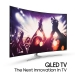Samsung Electronics, телевизор QLED, новинки самсунг