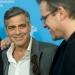 Мэтт Дэймон,Джордж Клуни,Джордж Клуни фото,Амаль Клуни,Амаль Клуни беременна,Амаль Клуни фото,Джордж и Амаль Клуни,Джордж и Амаль Клуни фото