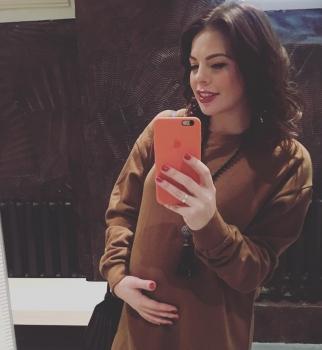 анастасия стоцкая, анастасия стоцкая беременна, анастасия стоцкая второй ребенок, анастасия стоцка семья, анастасия стоцкая беременна фото