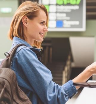 онлайн регистрация пассажиров, как пройти онлайн регистрацию, данные о пассажирах, самостоятельный чекин, автоматический чекин