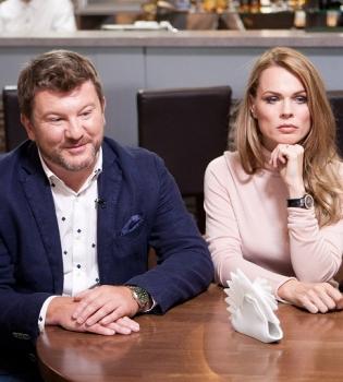 Дима Борисов, Дима Борисов стал отцом, Дима Борисов жена, Ольга Фреймут, Ольга Фреймут беременна, на ножах, на ножах 2