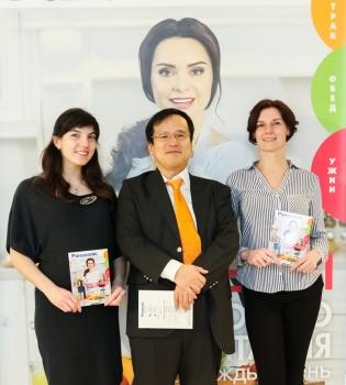 презентация книги по питанию, лилия подкопаева книга, панасоник книга по питанию