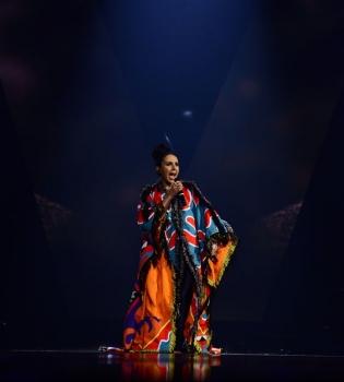 джамала, джамала выступление, джамала Viva Самые красивые 2017, Viva Самые красивые 2017