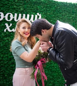 Тина Кароль, Тина Кароль фото, Тина Кароль 2017, хороший парень, сериал хороший парень