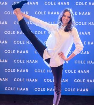 Ocean Plaza, Анна Бессонова, юрий горбунов, открытие Cole Haan