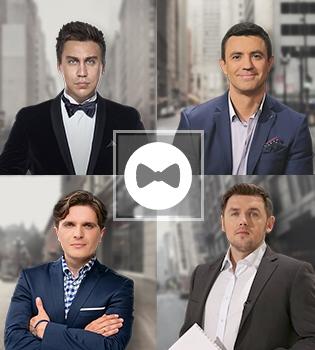 первая мужская конференция, о чем говорят мужчины, Артем Майдан и Александр Ревенко