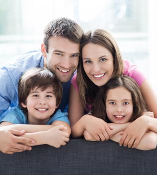 воспитание, качества хороших родителей, идеальная семья