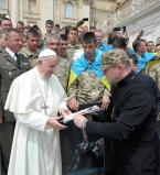 Папа Римский, Viva Переможці, журнал Viva Переможці, Viva Переможці Ватикан, Папа Римский 2017
