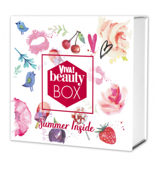 Viva! Beauty Box Summer Inside, летняя коробочка Beauty Box, Yves Rocher, косметика для лета,