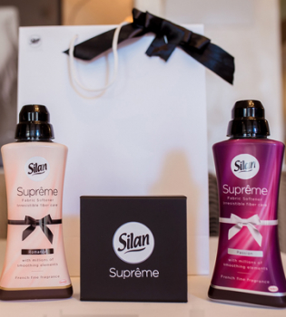 Silan Supreme, новые ароматы силан, презентация Silan, Silan