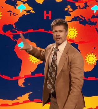 Брэд Питт, Брэд Питт прогноз погоды, Брэд Питт видео, Брэд Питт фото