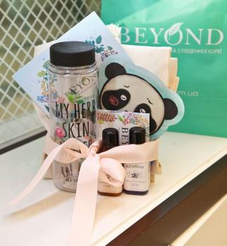 beyond, skymall, beauty corner, корейская косметика, мастер-класс