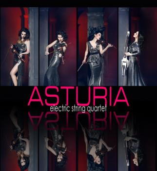 Asturia, Caribbean Club, концерт