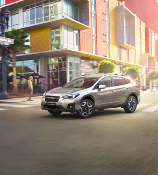 Subaru, Subaru Global Platform, новый Subaru