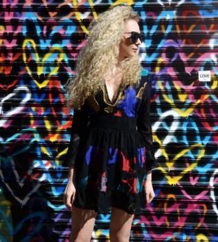 Анастасия Иванова, Анастасия Иванова Нью-Йорк, Анастасия Иванова фото, Манхэттен, Нью-Йорк, стритстайл, street-style