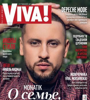 Несколько вопросов Диме Монатику: блиц для Viva.ua