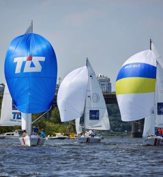 парусный спорт, киевский гоночный яхт-клуб