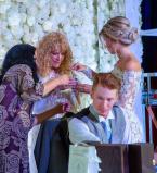 алла пугачева, алла пугачева стиль, алла пугачева платье, алла пугачева свадьба внука, никита пресняков, никита пресняков свадьба