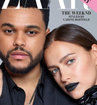 The Weeknd,Ирина Шейк,Ирина Шейк фото,Адриана Лима,Адриана Лима фото