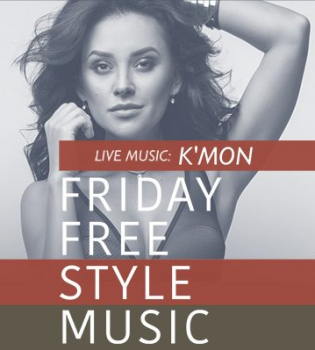 Caribbean Club, Friday Free Style Music
