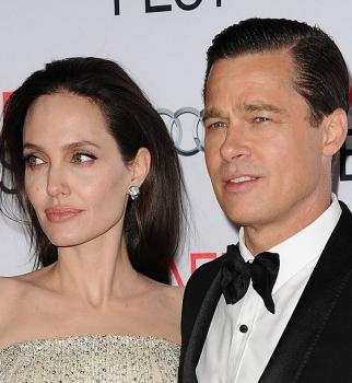 Инсайдеры о разводе Джоли и Питта: