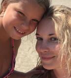 Лидия Таран, Лидия Таран отдых, Лидия Таран дочь, Лидия Таран отпуск, Лидия Таран Франция, Лидия Таран фото