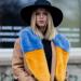 синий и желтый в моде, синий цвет мода, желтый и голубой в моде, синий цвет 2017