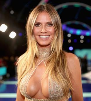 Хайди Клум, MTV Video Music Awards, MTV Video Music Awards 2017, Хайди Клум фото