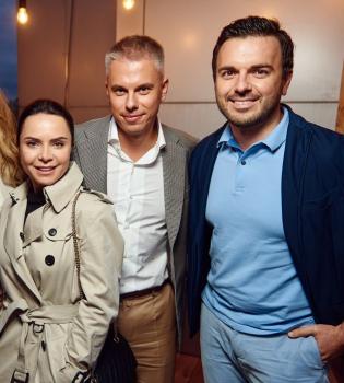 KIEV TANGO PROJECT, Григорий Решетник, Лилия Подкопаева, Андрей Доманский
