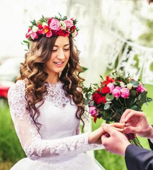 свадьба, империя жасмин