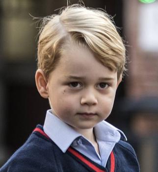 Принц Джордж,принц Джордж фото,принц Уильям,принц Уильям фото