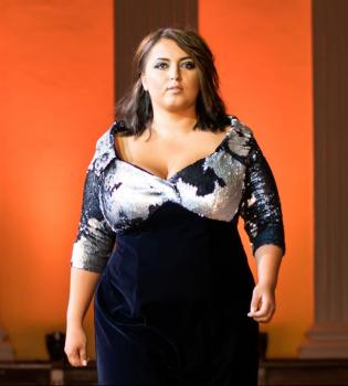 Андре Тан, Ukrainian Fashion Week, модели plus size