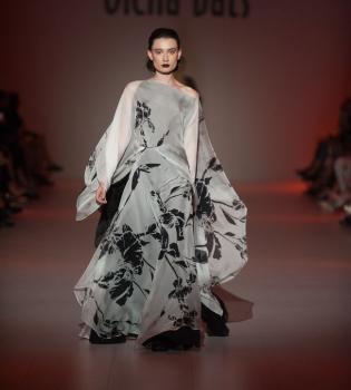ufw, ukrainian fashion week, олена даць