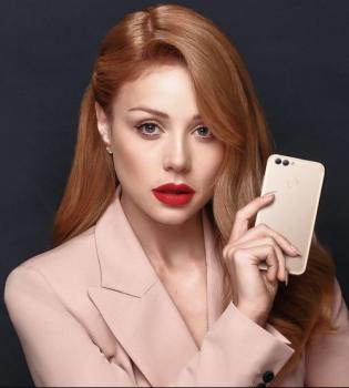 Тина Кароль, Тина Кароль Huawei, Huawei, Тина Кароль стала лицом Huawei, Huawei Украина, Huawei в Украине