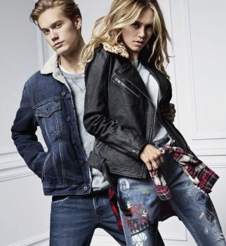 Pepe Jeans London, стильные луки, модные джинсы, самые модные вещи 2017, Pepe Jeans London новая коллекция, стиль, что модно этой осенью, модные вещи сезона, осень 2017 мода