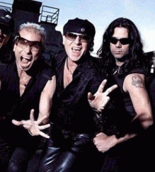 Scorpions,концерт