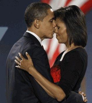 Барак Обама,Мишель Обама