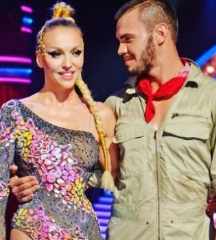 Танці з зірками,Танцы со звездами,Оля Полякова,Степан Мисюрка