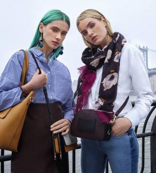 Accessorize, модные аксессуары, берет, чокеры, модные серьги, круглые сумки