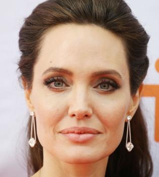 Анджелина Джоли,Анджелина Джоли фото,Харви Вайнштейн