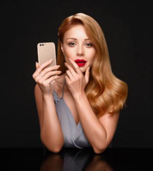 тина кароль, тина кароль лицо Huawei, Huawei новинки, Huawei смартфон