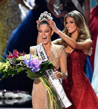 Мисс Вселенная – 2017, Мисс Вселенная – 2017 фото, Деми-Ли Нель-Питерс, Мисс Вселенная – 2017 шоу