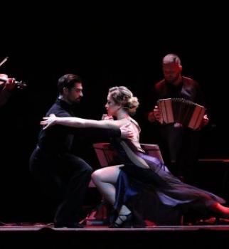 киве танго проджект, kiev tango project