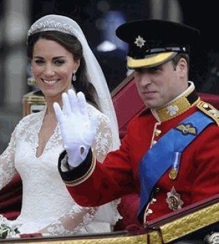 Принц Уильям,Кейт Миддлтон